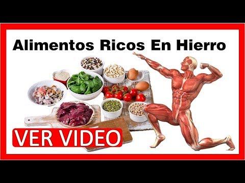 Alimentos ricos en hierro alimentos ricos en hierro para flickr - Lista de alimentos ricos en hierro ...