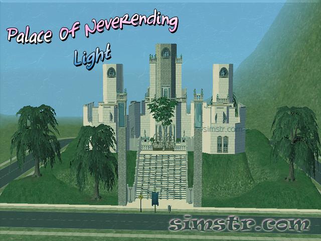 The Sims 2 Apartment Life Apartman Hayatı Witchiness Cadılık İyi Cadıların Mekanı Palace of Neverending Light