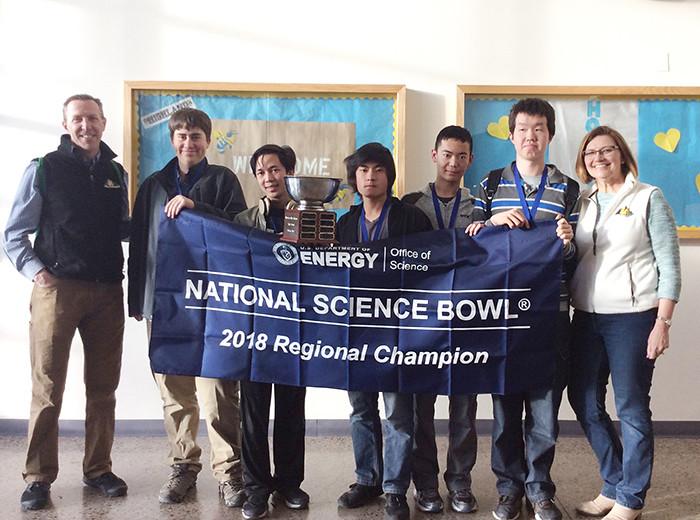 2018 New Mexico Regional Science Bowl