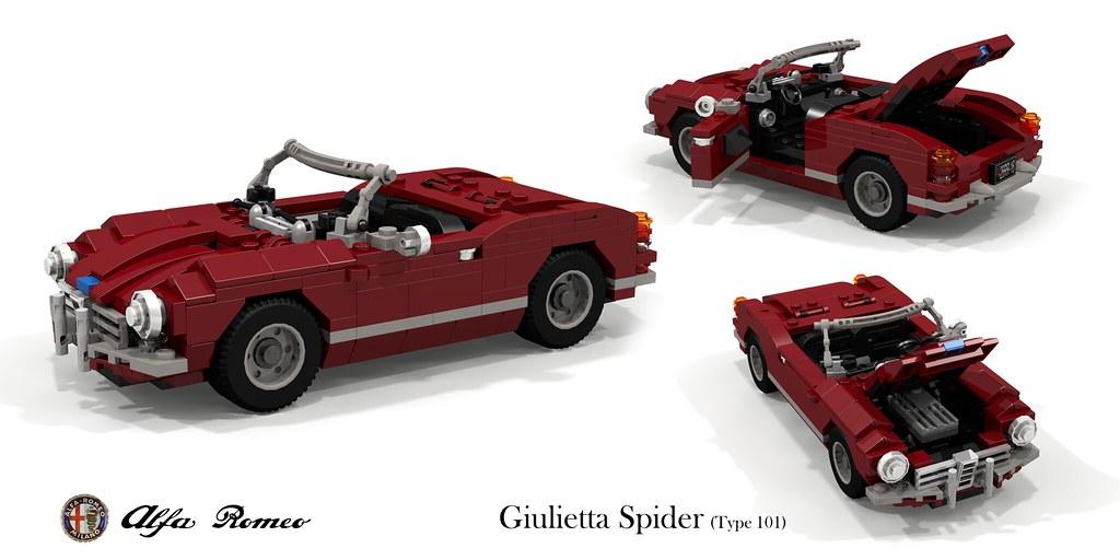 Alfa Romeo Giulietta Spider Type 750 101 1955 Flickr