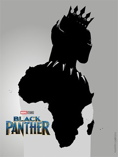Black Panther (2018) | by Lindsay_Silveira