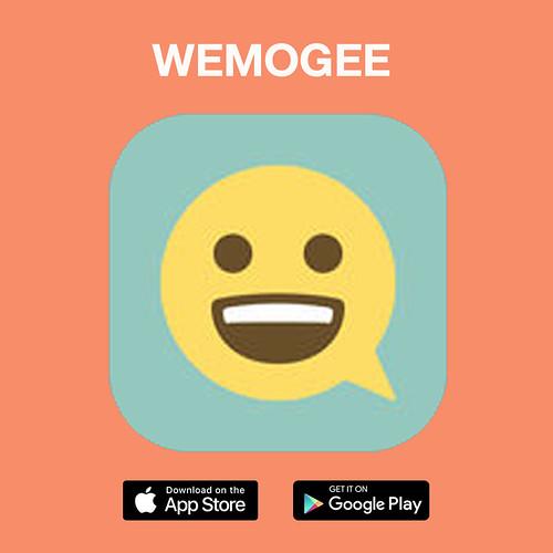 รูปภาพของแอปพลิเคชัน Wemogee