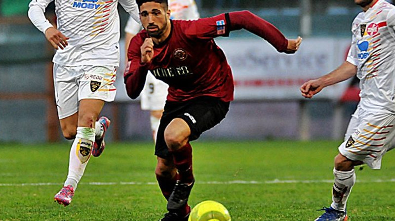 Antonio Porcino, neo rossazzurro
