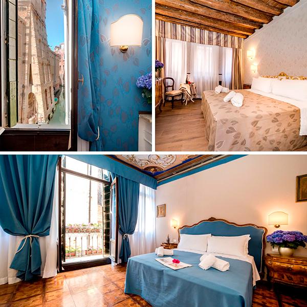 Ca' Lavezzera, uno de los apartamentos más baratos en Venecia