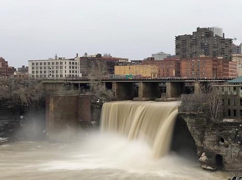 photography High Falls Rochester...