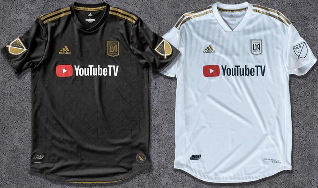 MLS s newest club will become the only team in the league to wear black and  Vegas gold as primary colors. Their new kits have very few design features  aside ... b667c598c