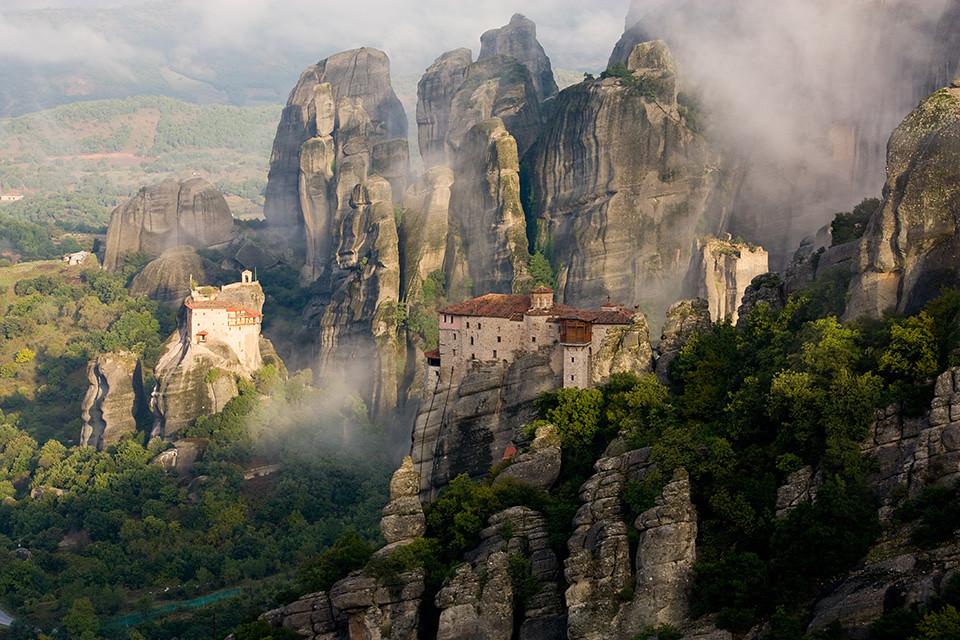 Паломничество по Греции