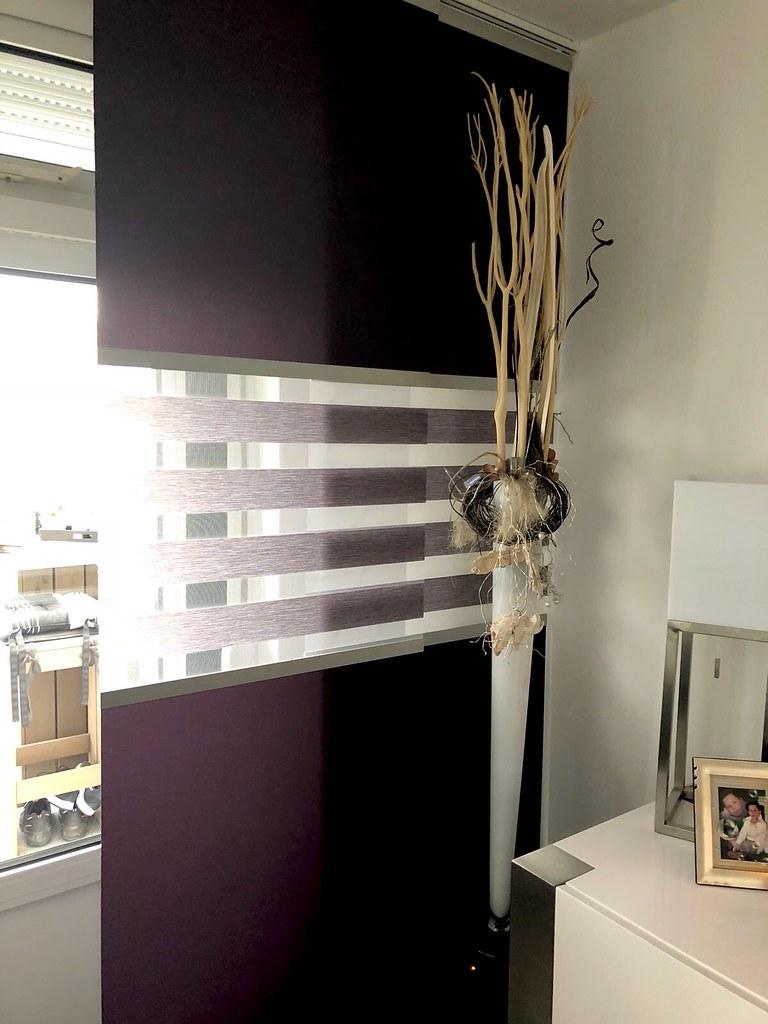 antraciet strakke #franca #paneelgordijnen! #trend #idee … | Flickr