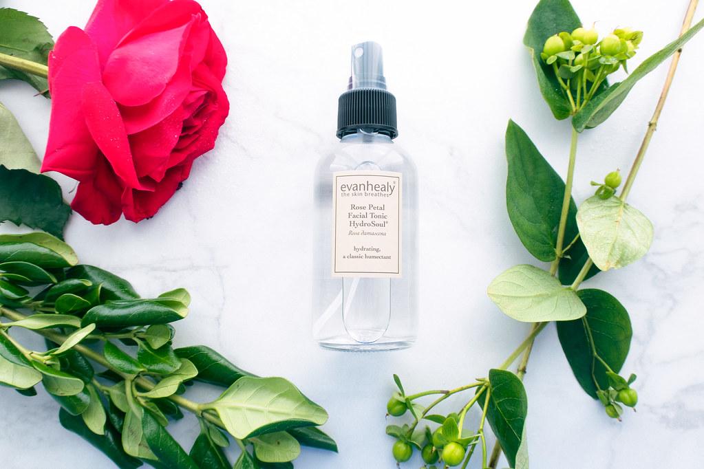 Organic Rosewater Hydrosol