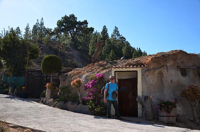 Cave house, Las Fuentes, Tenerife
