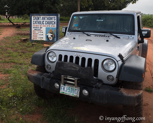 Rubicon at St. Anthony's in Kisi | by inyangeffiong