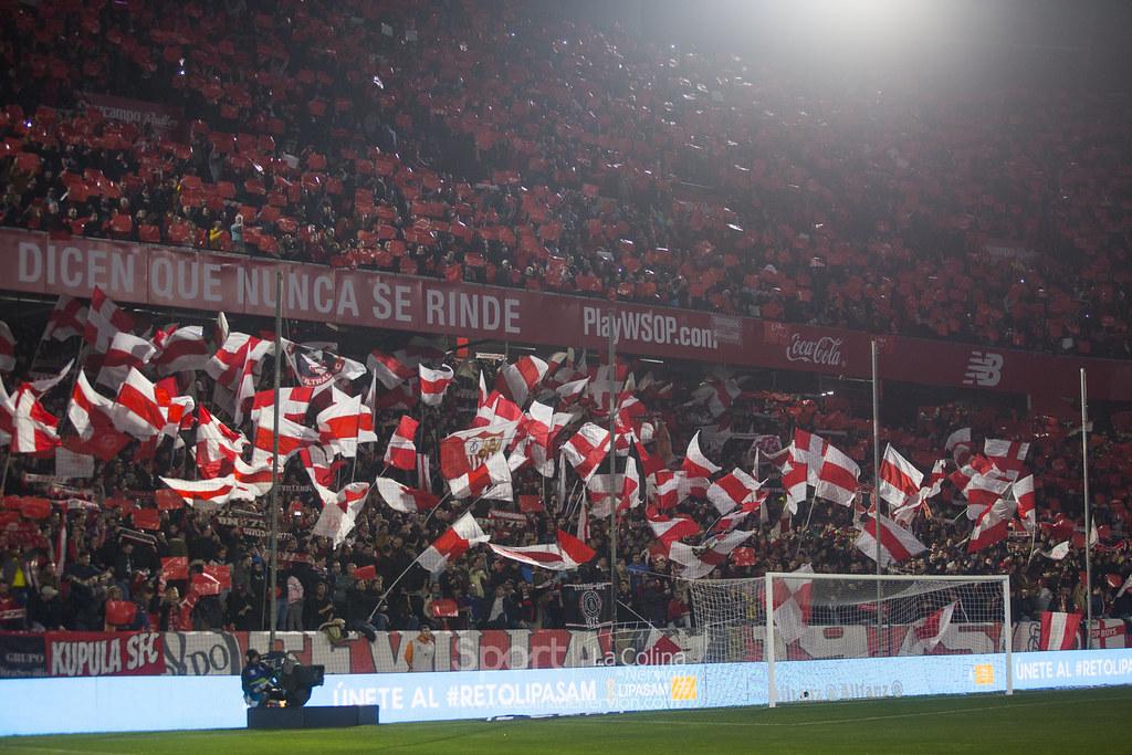 Sevilla FC - Atlético de Madrid cuartos de final Copa del ...