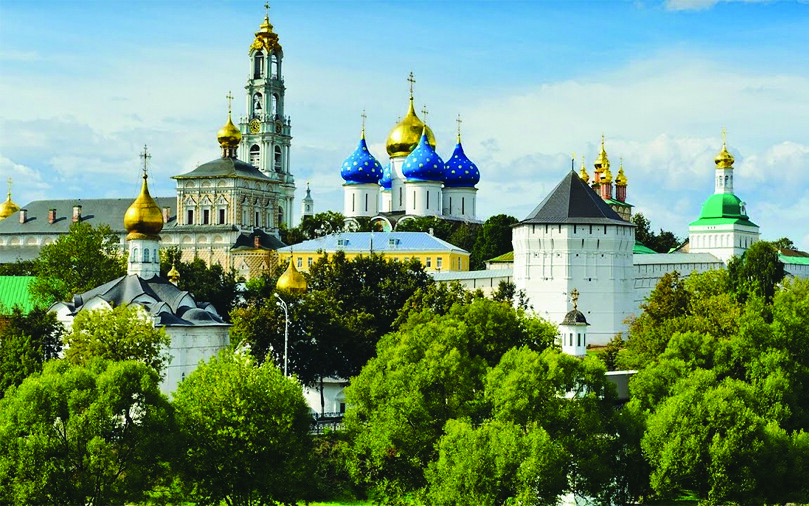 The Trinity Lavra of St. Sergius