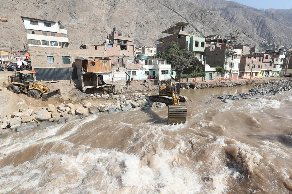 LLuvias y huaycos en Chosica, Lima - Perú (Foto: Flickr)