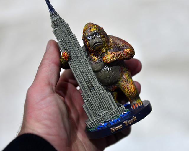 King Kong, una de las películas más famosas grabadas en Nueva York