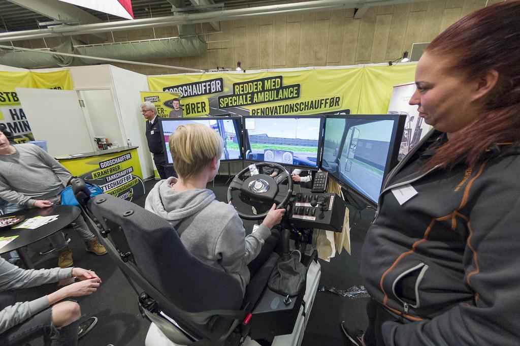 chauffør midtjylland