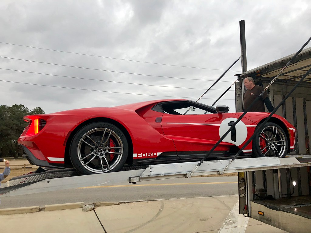 Delivery Of This Beautiful Machine I Pulled Over And Politely Asked If I Could Share The Experience With Him Vin Is  And Said Hes Been Waiting On