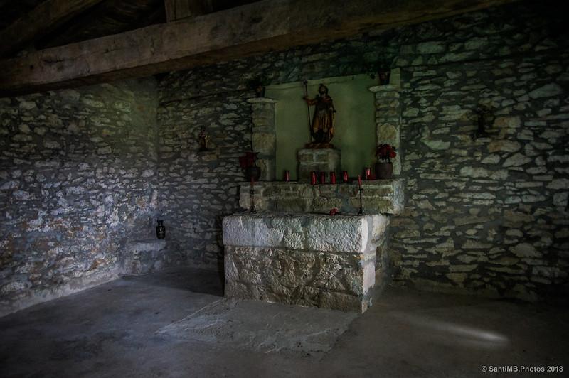 Capilla de San Adrián de Lizarraga