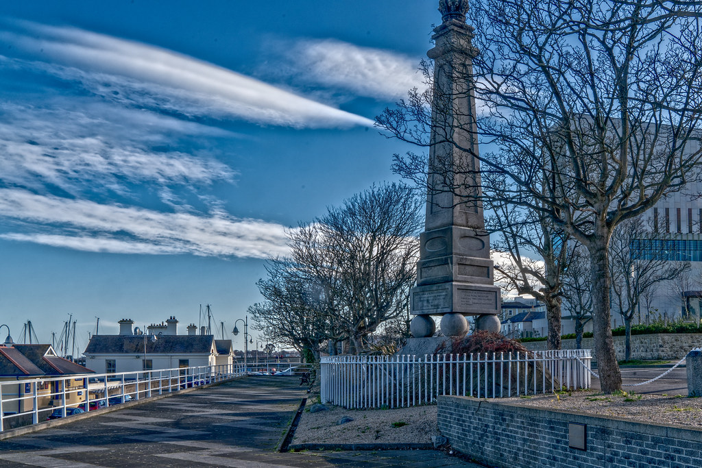 THE GEORGE IV MEMORIAL IN DUN LAOGHAIRE 004