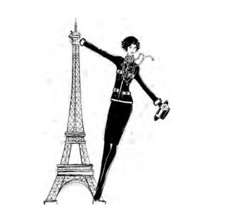Coco Chanel. 1