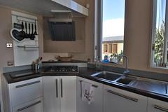 Willerby Ridgewood. Kitchen Area