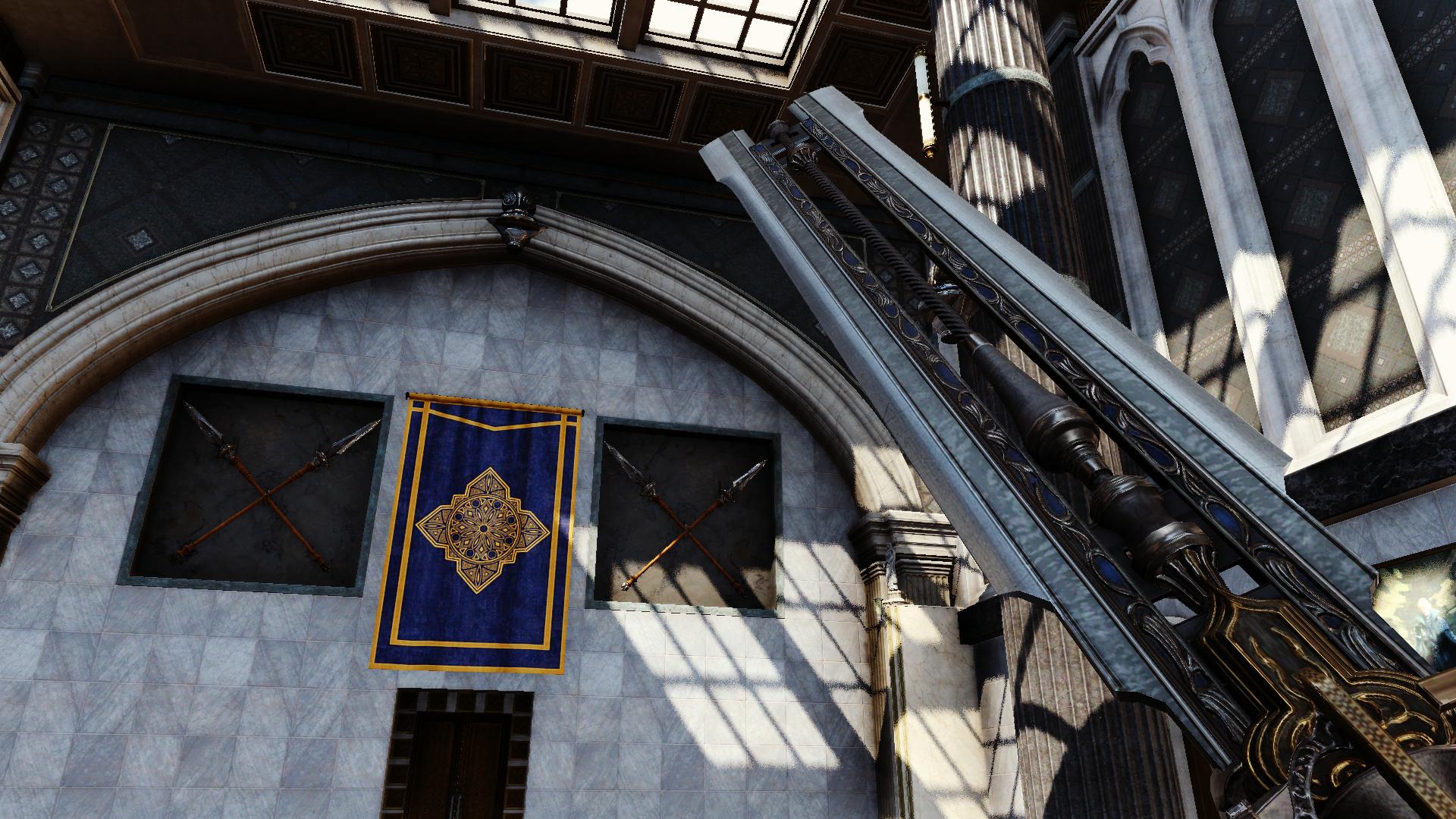 Using NVIDIA's Ansel in Final Fantasy XV Windows Edition's