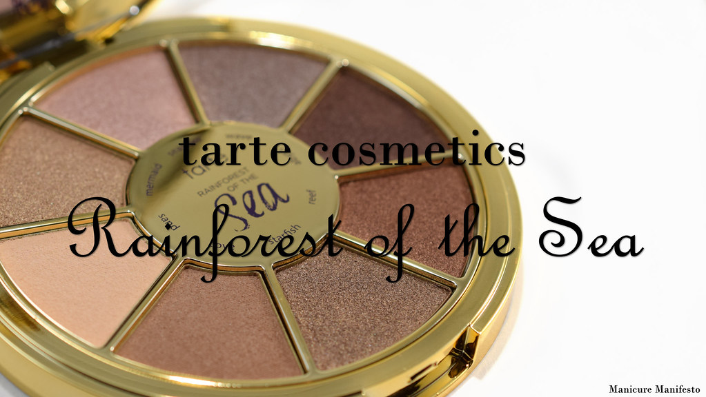Tarte rainforest of the sea swatch
