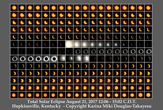 Total Solar Eclipse Sequence, Hopkinsville Kentucky | by Scottishsamurai_545