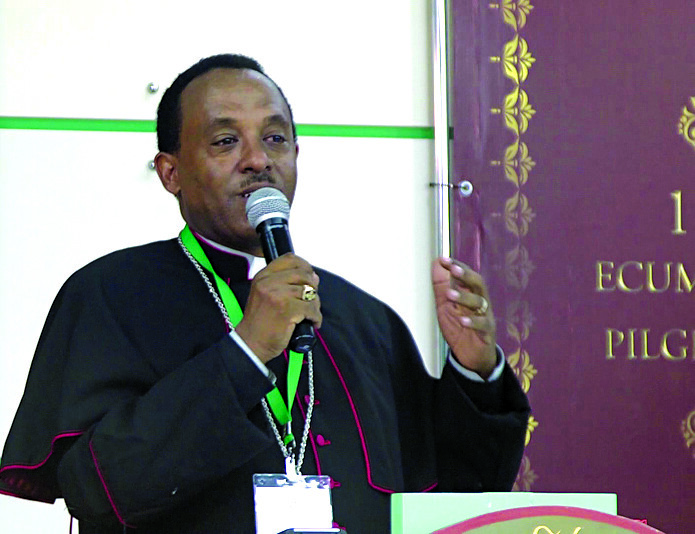 His Excellency Bishop Markos Gebremedhin