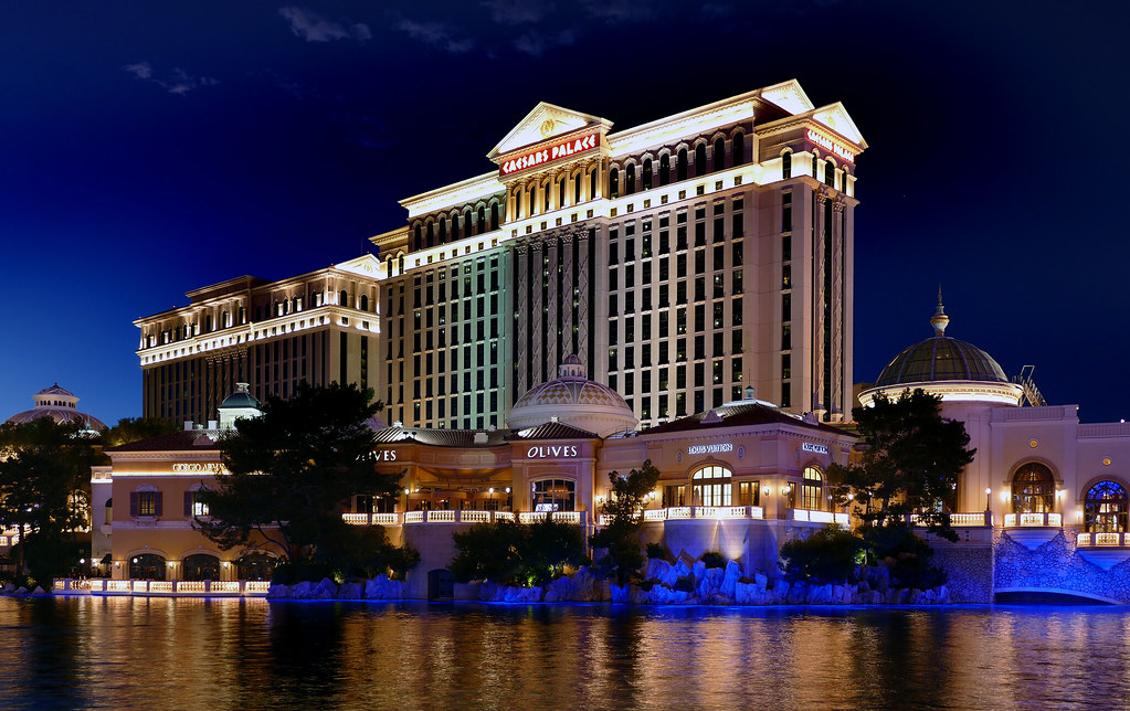 Caesars hotel and casino 15