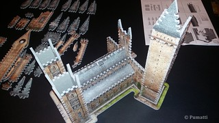 Wrebbit 3D 875 Harry Potter Hogwarts Astronomy Tower (24) | by Pumatti