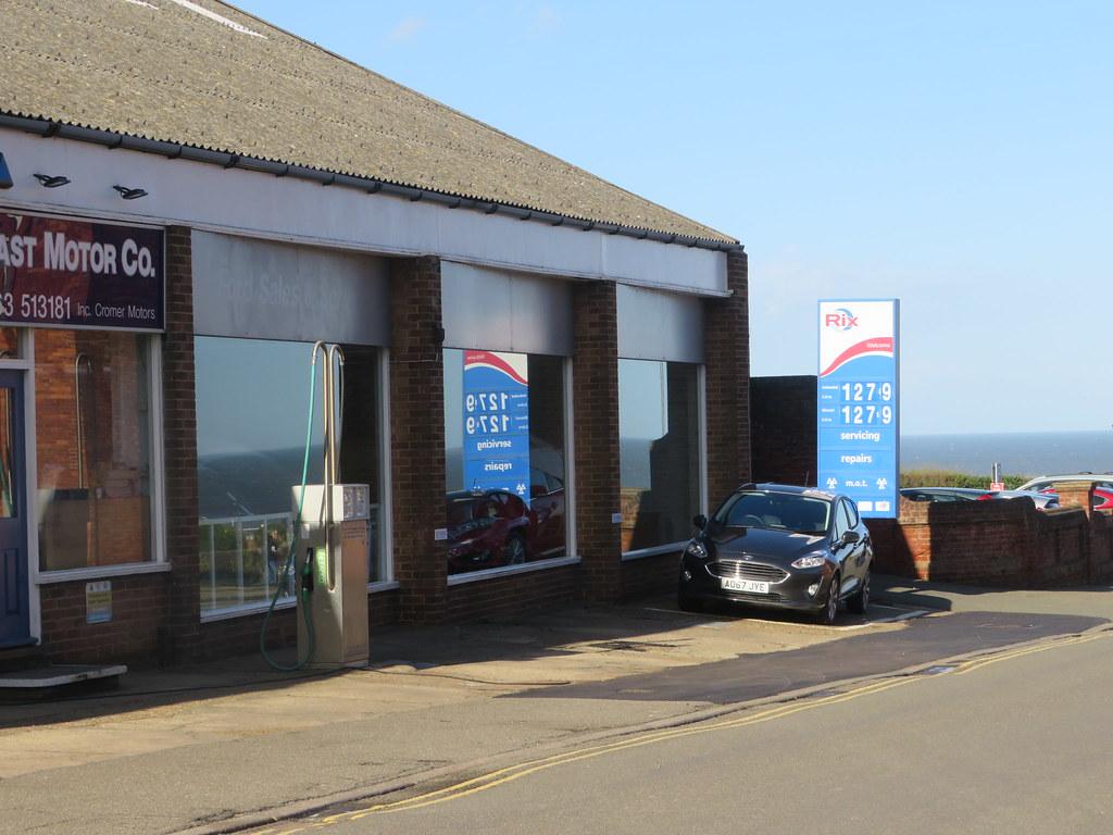 East Coast Motors >> Rix East Coast Motor Company Cromer Norfolk 1 Amazingl