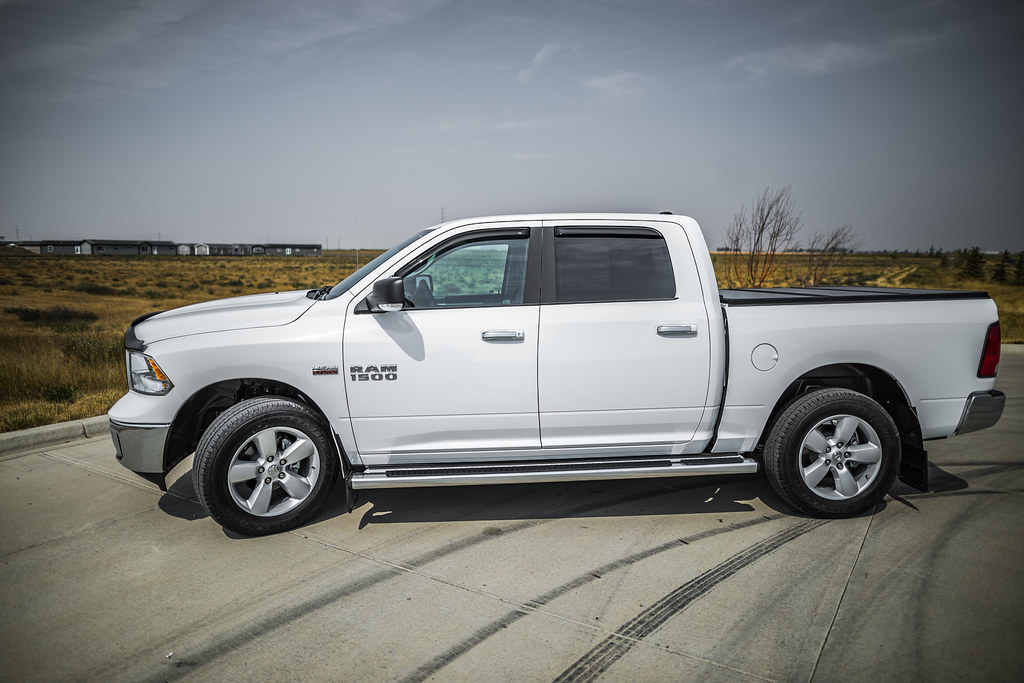 White ram crew cab 2017 ram with gatorgear full length oem flickr white ram crew cab by truckhardware publicscrutiny Image collections
