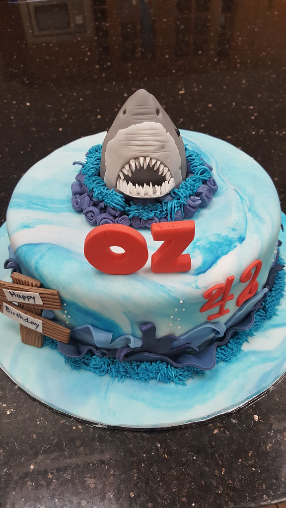 Jaws Cake Rachael Ince Flickr