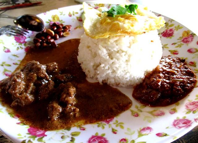 Nasi lemak special 1