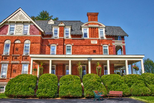 Plattsburgh New York - S. F. Vilas Home for Aged & Infirmed Ladies - Historic | by Onasill ~ Bill Badzo