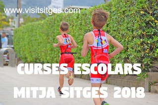Curses Escolars Mitja Sitges 2018