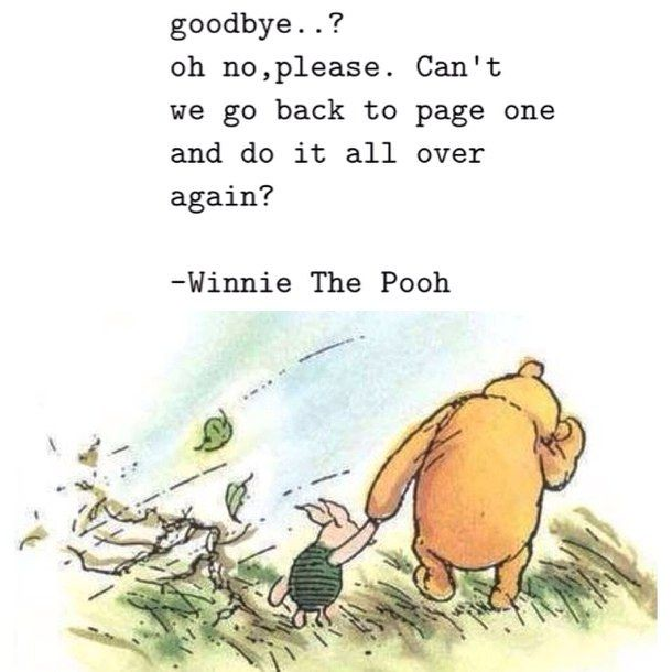 Happy Go Lucky Quotes Life: Sad Love Quotes : Winnie The Pooh Quotes About Love