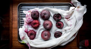 Plums off the hearth. | by ulterior epicure