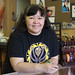 Patricia Maestas of the Native Arts Gallery in Ohkay Owingeh.