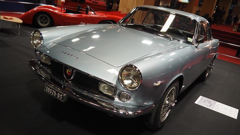 Abarth 2400 Allemano 1965 carrosserie aluminium 40304645661_36441805b0_c