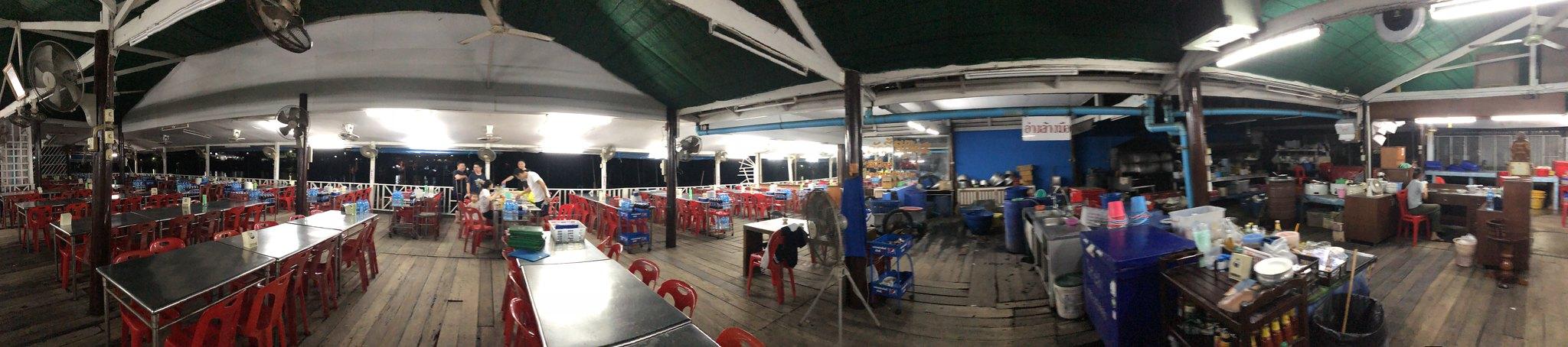 七岩渔人码头,独享整个海鲜餐厅