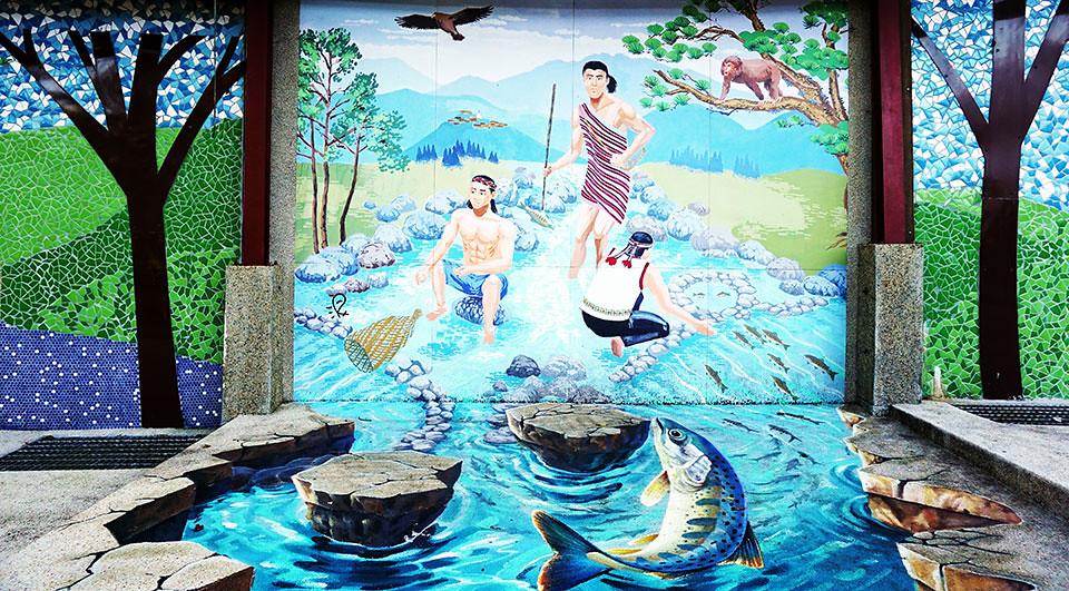 楓之谷 - 有故事的美麗壁畫