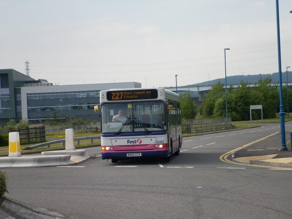 ... 42462 - R462CCV - Brunel Way, Baglan Energy Park, Port Talbot - 10 June