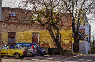 Old buildings in Vyborg, Russia | by phuong.sg@gmail.com