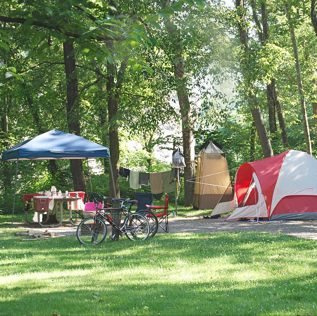 Primitive Campgrounds On Long Island