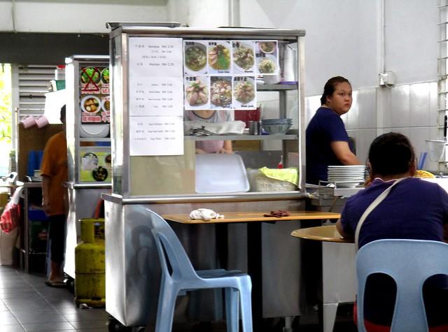 Mother Cafe stalls