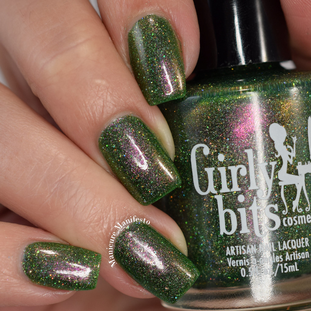 Manicure Manifesto: Girly Bits Cosmetics Fan Favorites Re-Launch ...