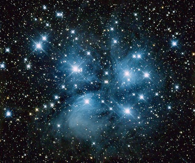 VCSE - Messier 45 Fiastyúk