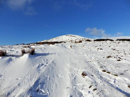 Approaching Winhill Pike